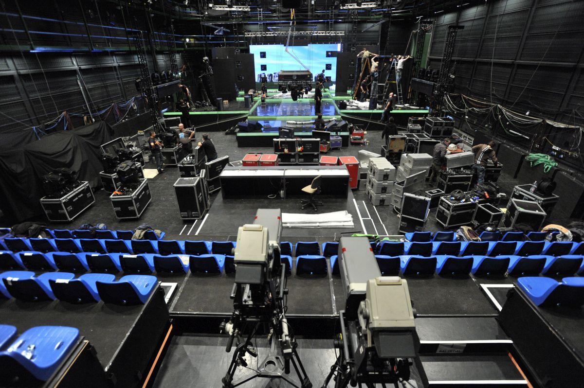 Televízió - MTVA 1-es stúdió - A Dal címû mûsor