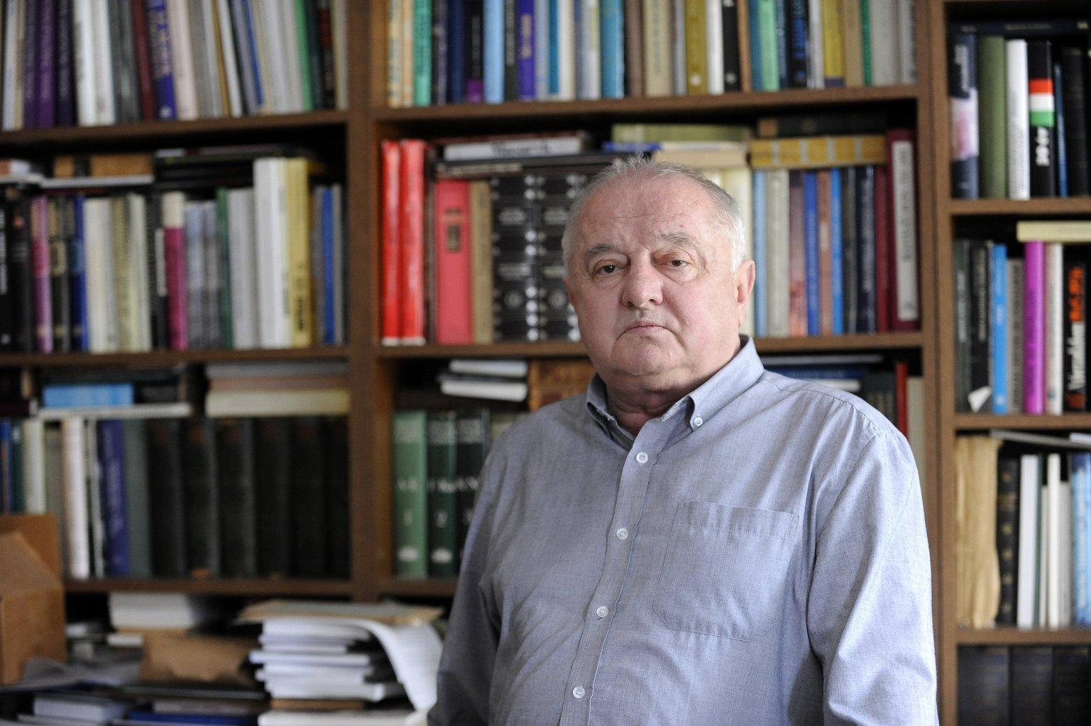 Tőkéczki László   (MTI Fotó: Czimbal Gyula)